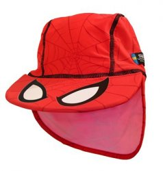 UV-keps barn Spiderman - Swimpy