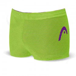 Badbyxor drag shorts lila/lime - Head