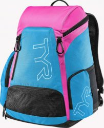 Ryggsäck alliance team backpack 30 l rosa/ljusblå - Tyr