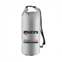 Dry bag 35 L silver - Mares