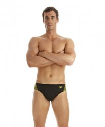 Badbyxor herr Monogram 7 cm brief - Speedo