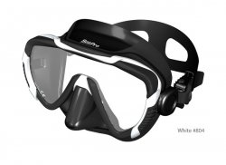 Cyklop accent black frame - SeaPro