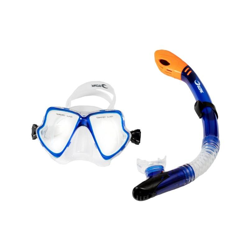 snorkel och cyklop vuxen
